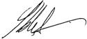 Weissman signature